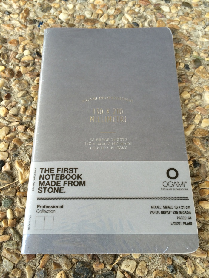 Ogami Professional Edition Stone Paper Notebook